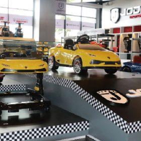 久達尼Motorsports超跑精品概念店於台中麗寶賽車場開幕