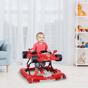 法拉利Ferrari-F1折疊學步車