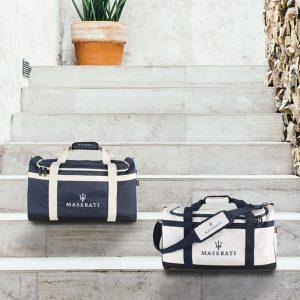 瑪莎拉蒂-時尚旅行袋