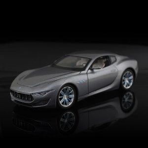 瑪莎拉蒂-1:24 模型車 Alfieri